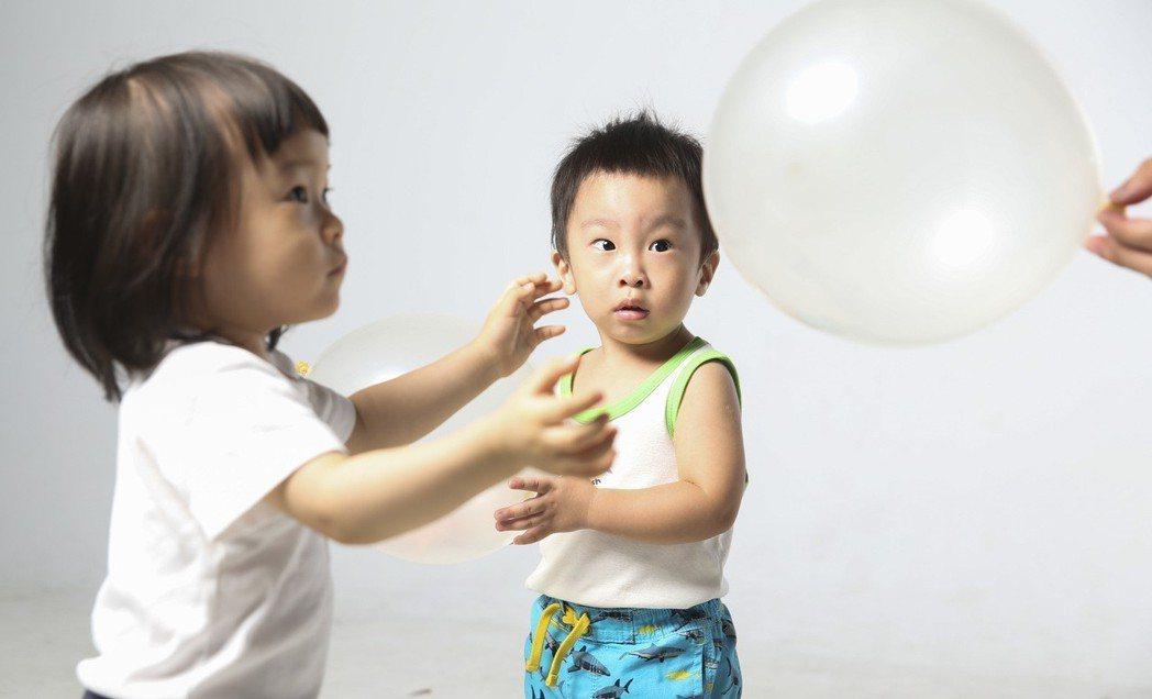 孩子發展遲緩,一定是先天性的嗎?圖/聯合報系資料照片