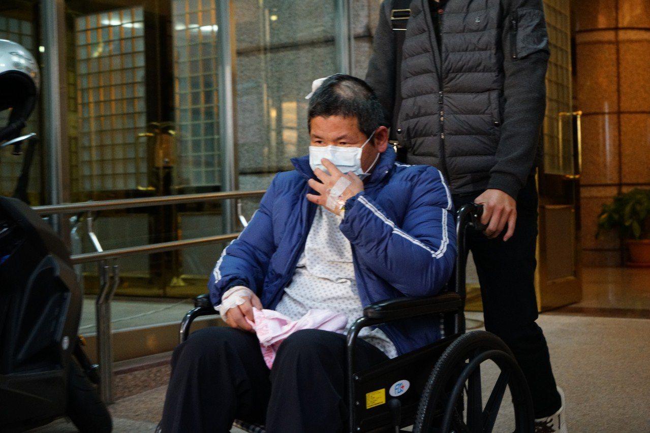 普悠瑪尤姓司機(圖)業務過失致死, 宜蘭地檢署向法院聲請羈押禁見,宜蘭地方法院今...