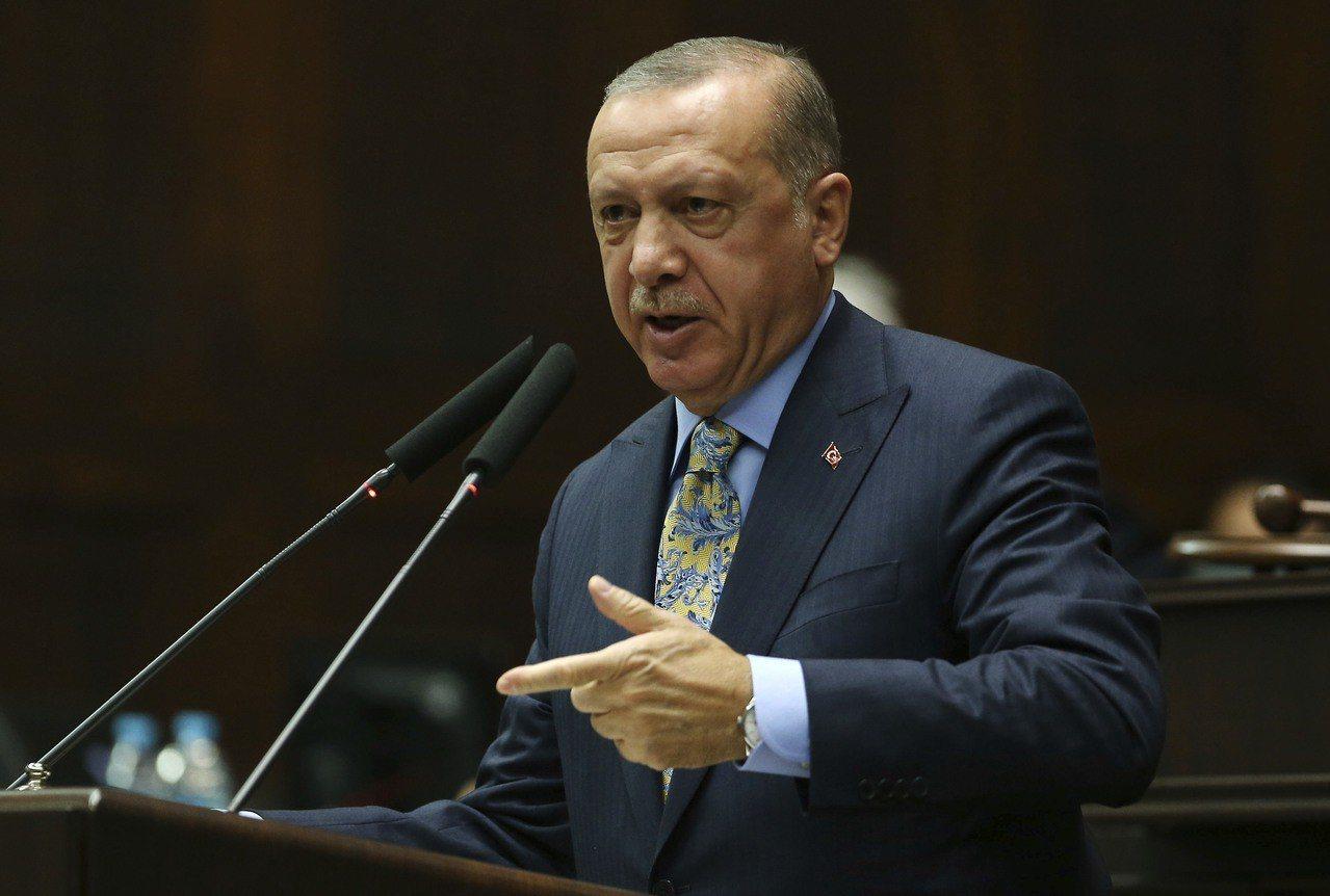 土耳其總統艾爾段(圖)表示,殺害沙國記者的行動有經過事前策劃,而且「手法凶殘」。...