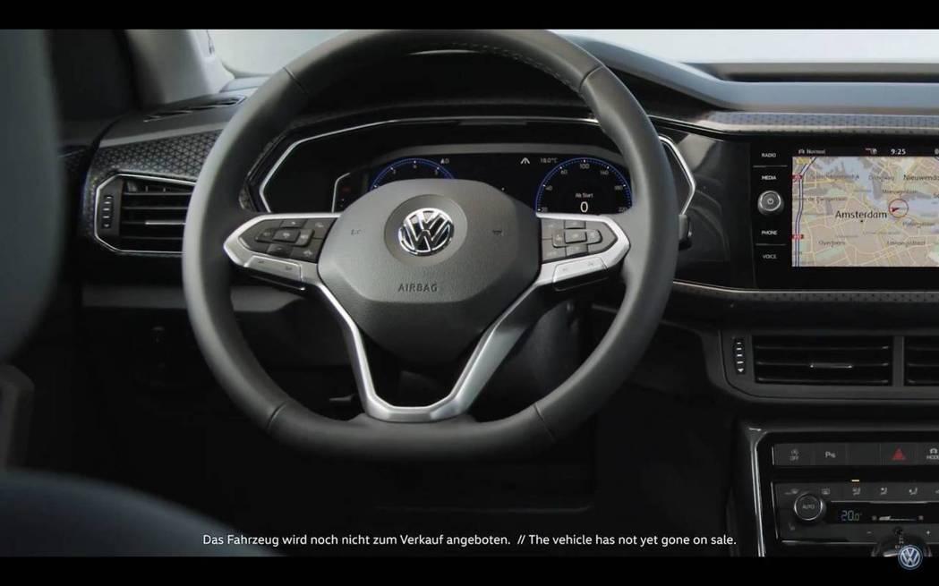 截自Volkswagen影片