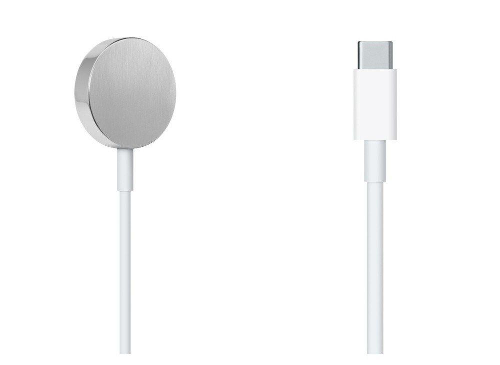 新款Apple Watch磁吸式充电器