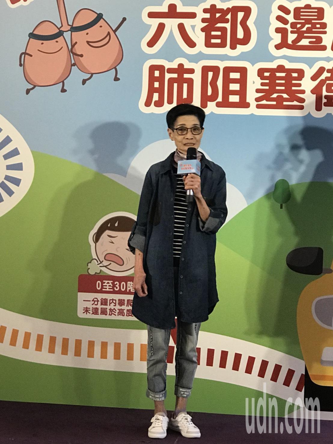 賴太太表示她無抽煙喝酒習慣,但年輕懷孕時因感冒誘發氣喘,從此肺功能就比較差;而後...