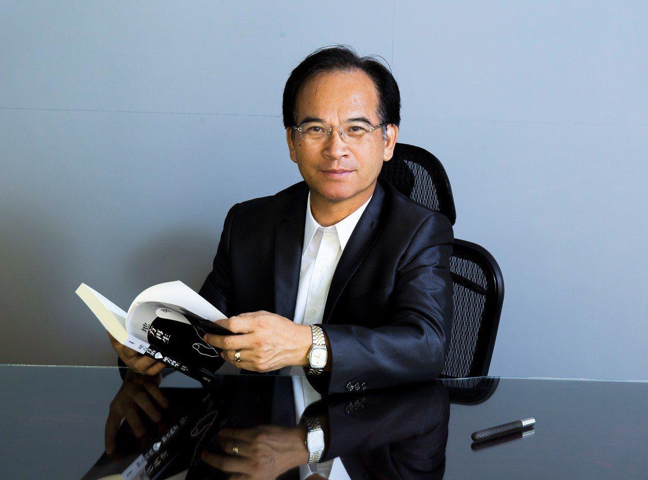 前台南縣長蘇煥智。圖/蘇煥智競選總部提供