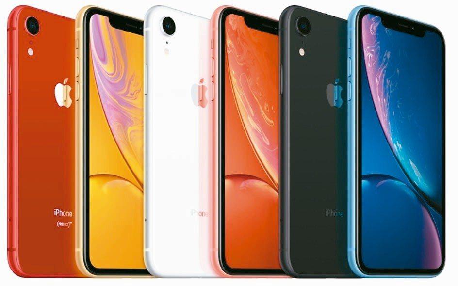 蘋果9月開賣的iPhone XS系列於美銷售強勁。 取自蘋果官網