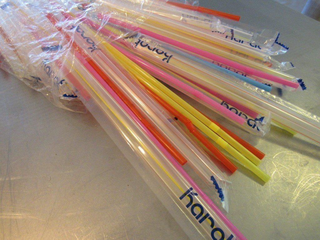 台灣預計明年7月開始逐步限用一次性塑膠吸管。 聯合報系資料照片/記者顏嘉瑩攝影