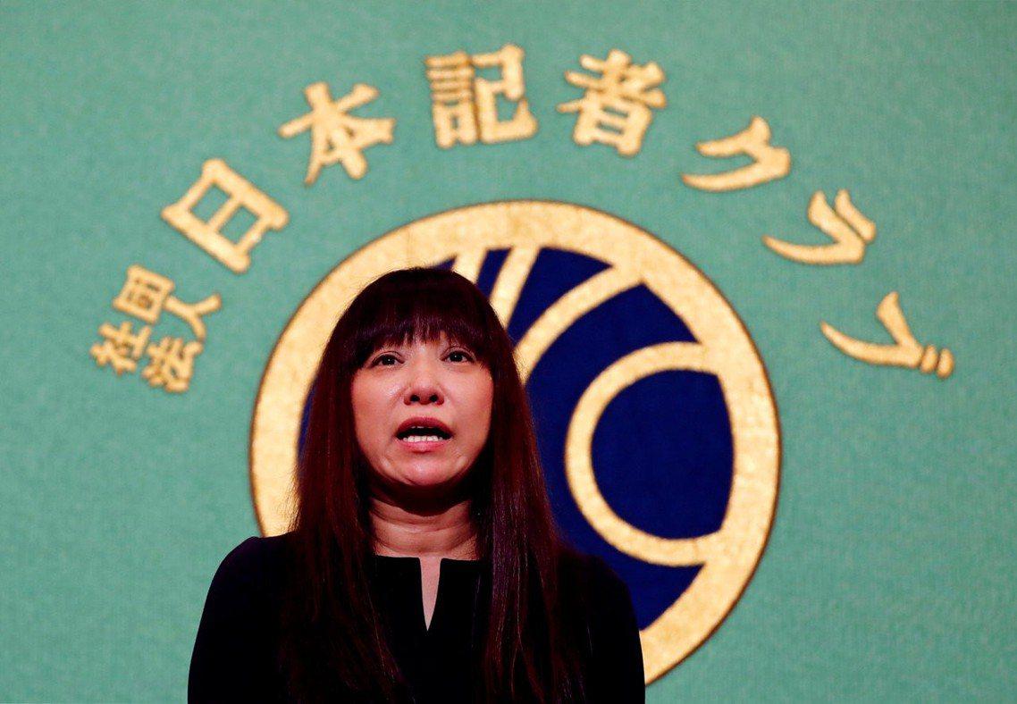安田純平的妻子、歌手Myu,在今年8月7日時向大眾呼籲救助被拘禁的安田。 圖/路...