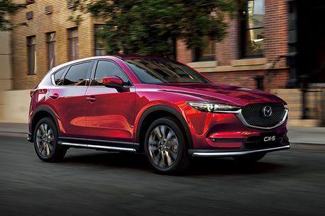 邁向世界級全球休旅標準!Mazda CX-5現在已經有四種不同動力可用