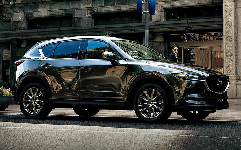 日規Mazda CX-5擁有最完善的動力編成包括自然進氣SKY-G 2.0L(1...