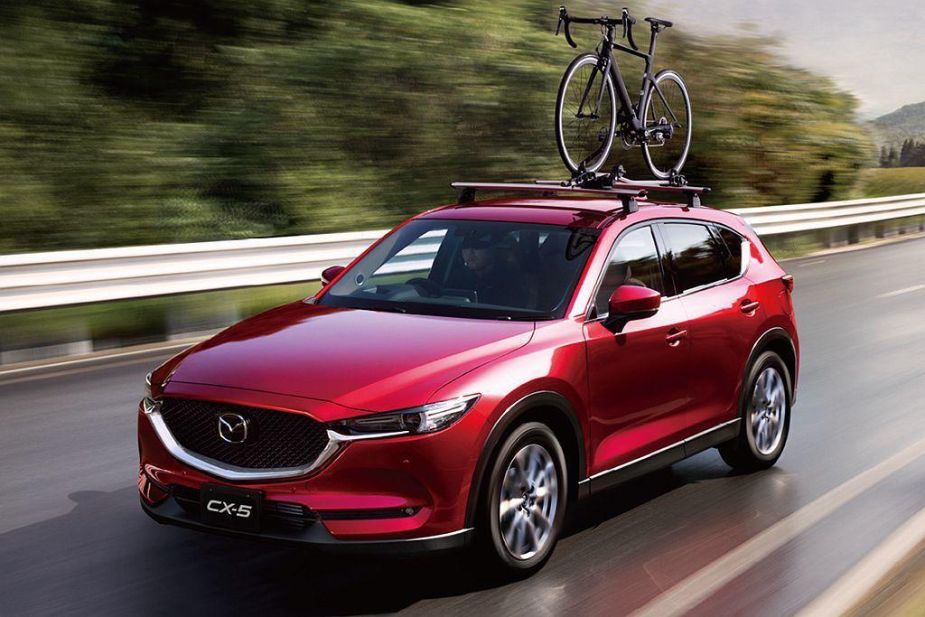 為滿足全球市場需求,Mazda汽車陸續補強CX-5的銷售戰力,無論安全、配備或是動力等。 圖/Mazda提供