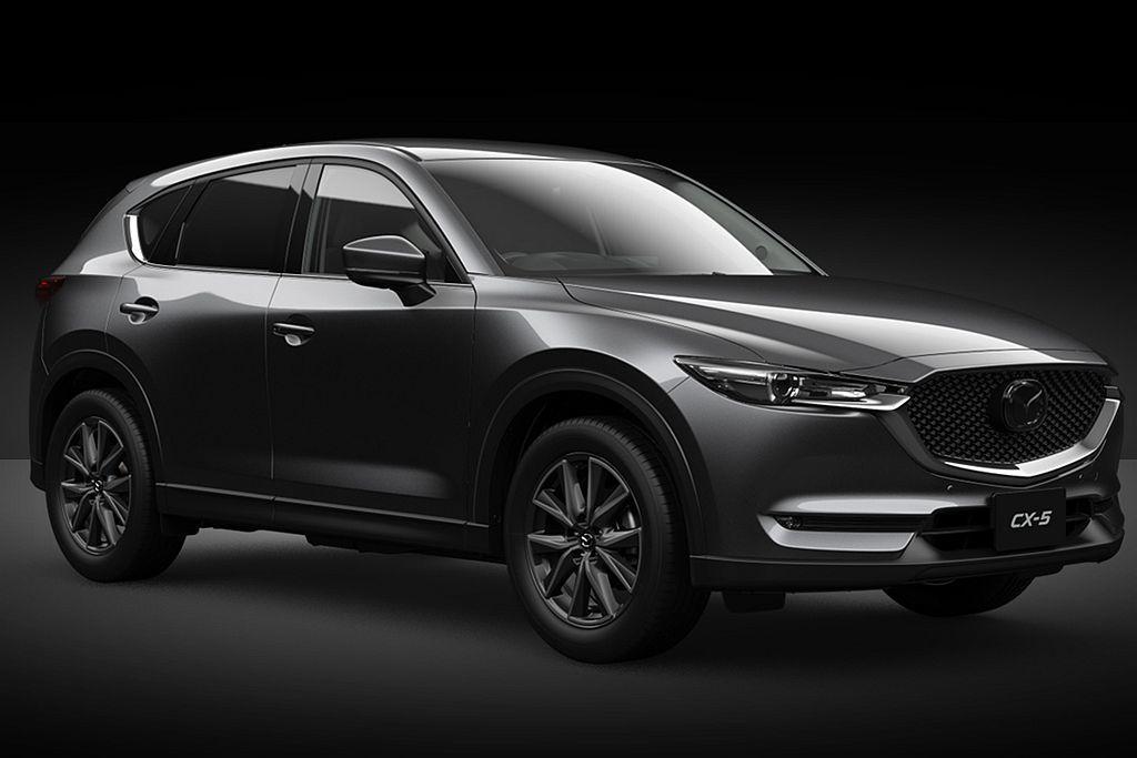 目前台灣Mazda CX-5僅提供單一SKYACTIV-G 2.0L動力規格,可...