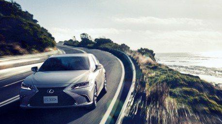 搭載數位後視鏡 全新日規Lexus ES300h正式上市