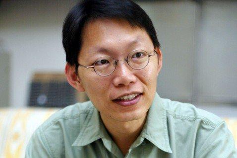 樹黨國際秘書潘翰聲,在環保社運圈知名度頗高。圖/報系資料照