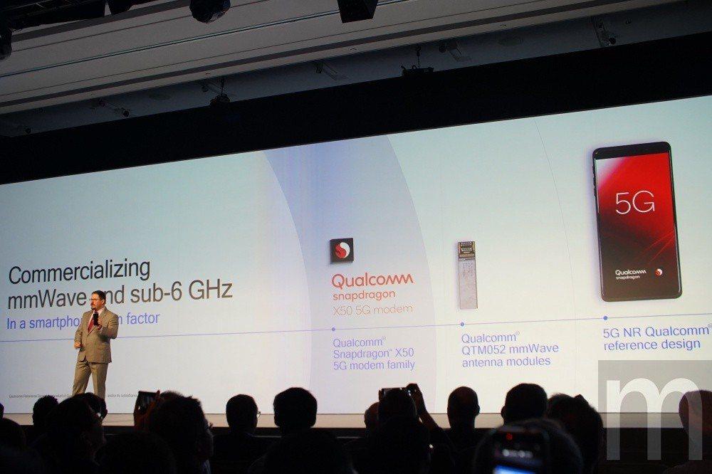 在目前於5G網路發展扮演重要關鍵的毫米波 (mmWave)與6GHz以下頻段網路...