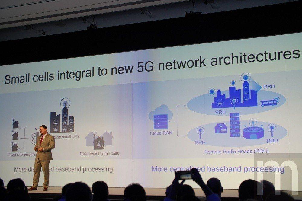 在4G網路時代便扮演重要角色的小型蜂窩式基地台,在5G連網應用更顯得重要,將用於...