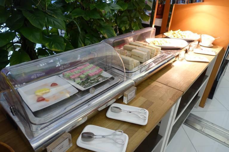 三明治與泰式甜點 圖文來自於:TripPlus