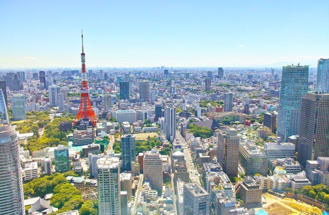 日本東京。圖/業者提供