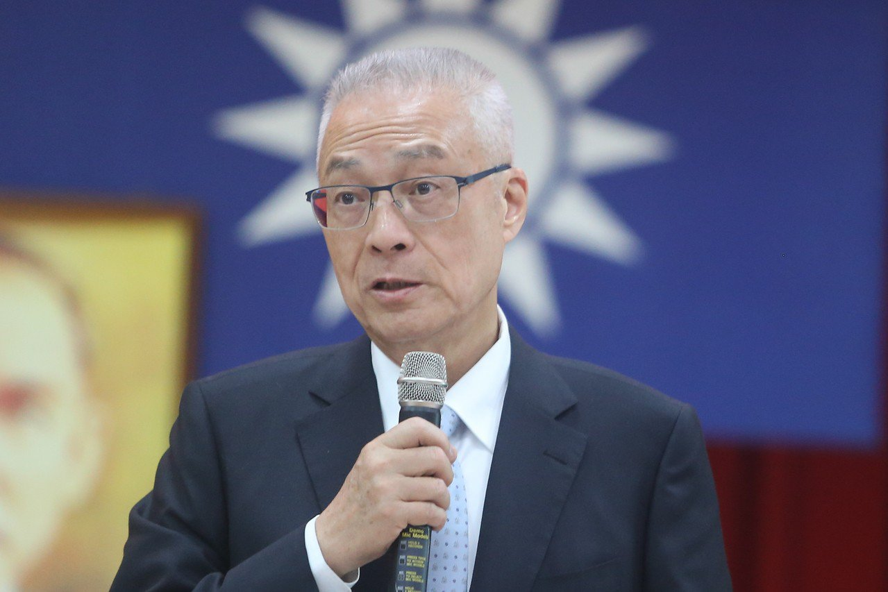 國民黨主席吳敦義昨天出席在彰化舉行的中常會,懇託黨內齊心支持王惠美當選縣長。記者...