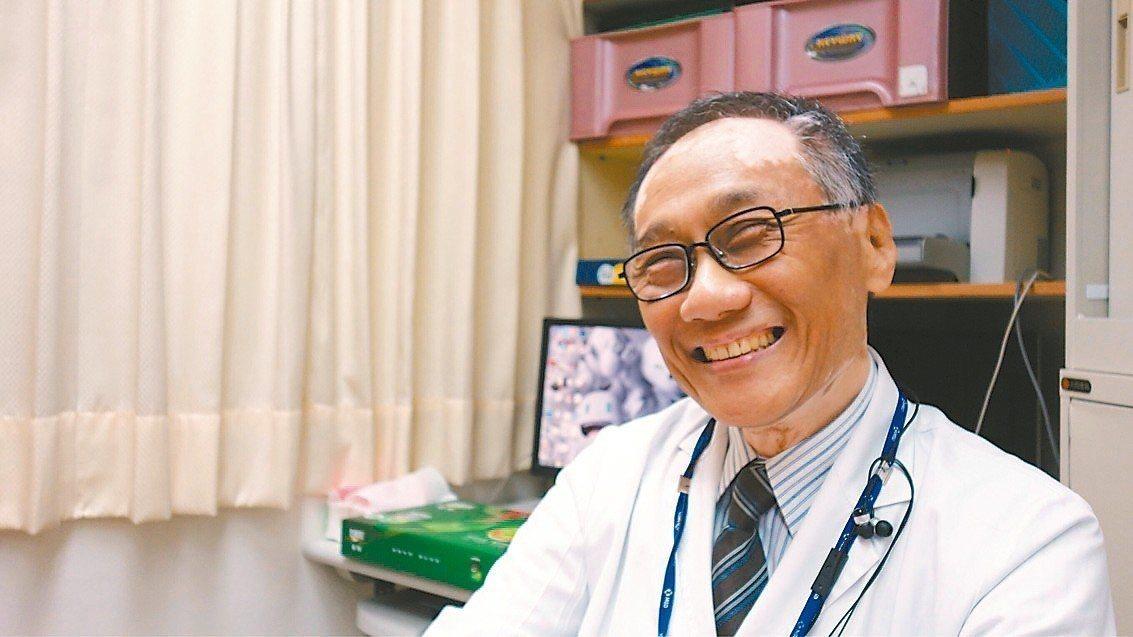 王永衛醫師。 圖/露德協會提供