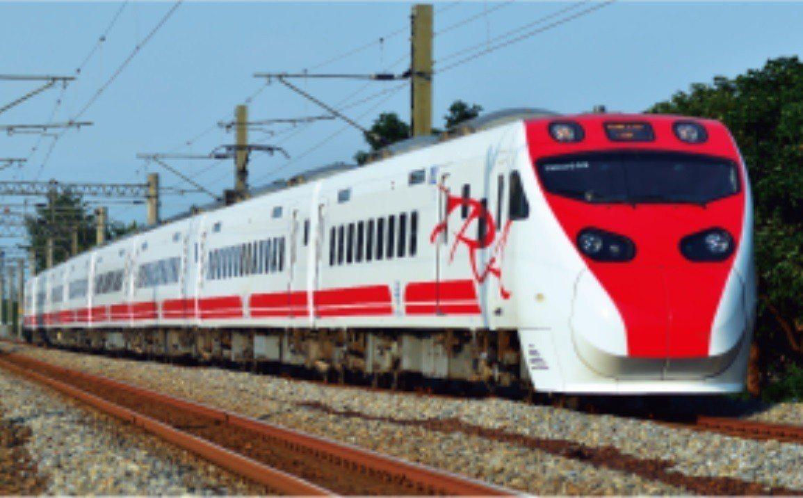 日本東武鐵道200系彩繪成台鐵的普悠瑪號。圖/擷自東武鐵道官網