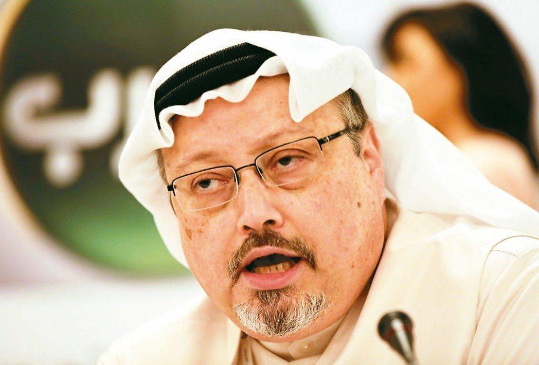 沙烏地阿拉伯記者哈紹吉2日進入沙國駐土耳其伊斯坦堡領事館後失蹤。 (美聯社)