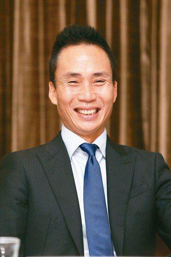 國賓董事長許育瑞 (本報系資料庫)