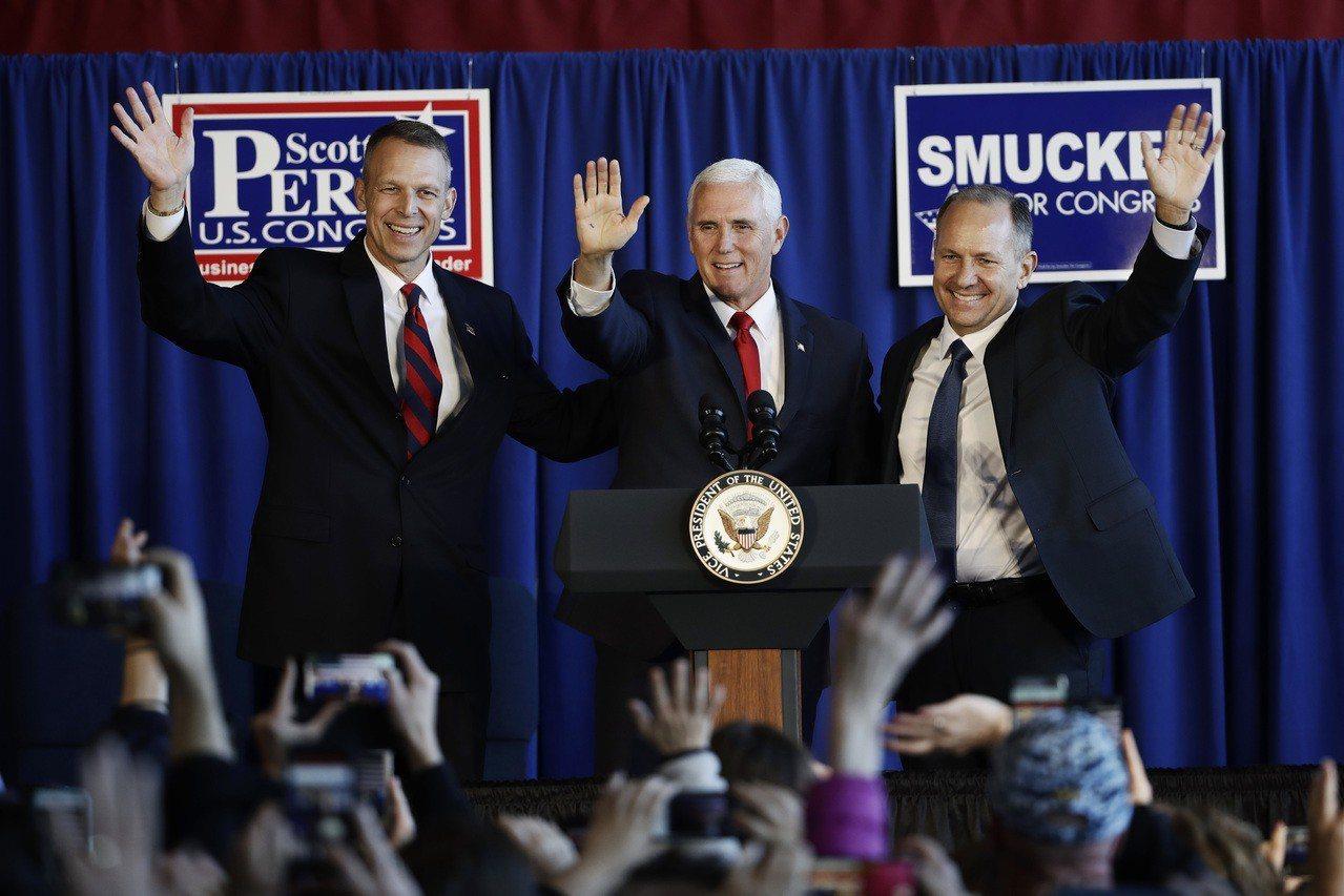 重掌國會參院無望,民主黨奪眾院也面臨苦戰。美聯社