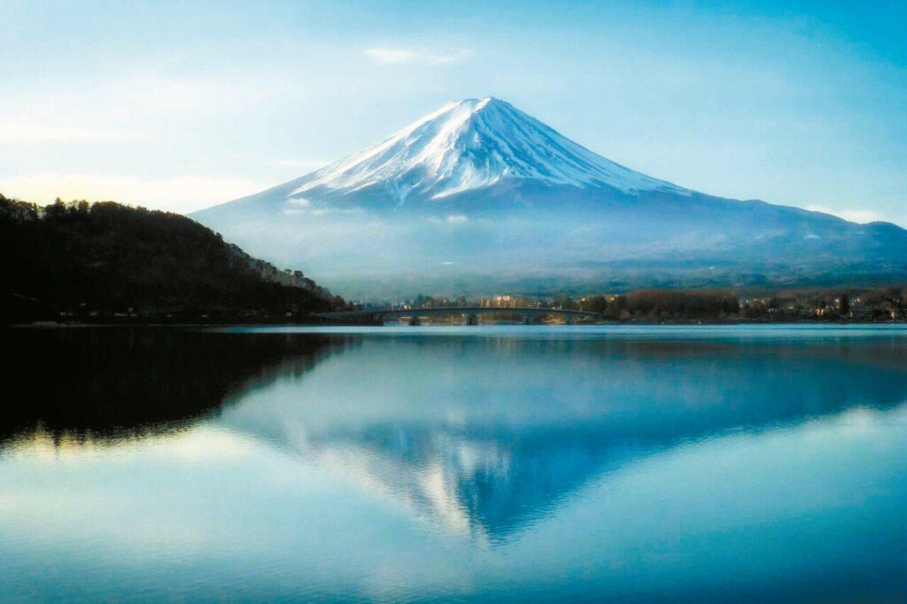 日本富士山河口湖。 Booking.com/提供