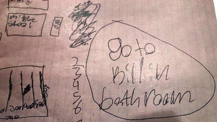 兩名女學生預謀殺害同學。圖片來源/FOX13