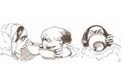 生病的時候吃粥、喝麵包水?英國的居家暗黑料理