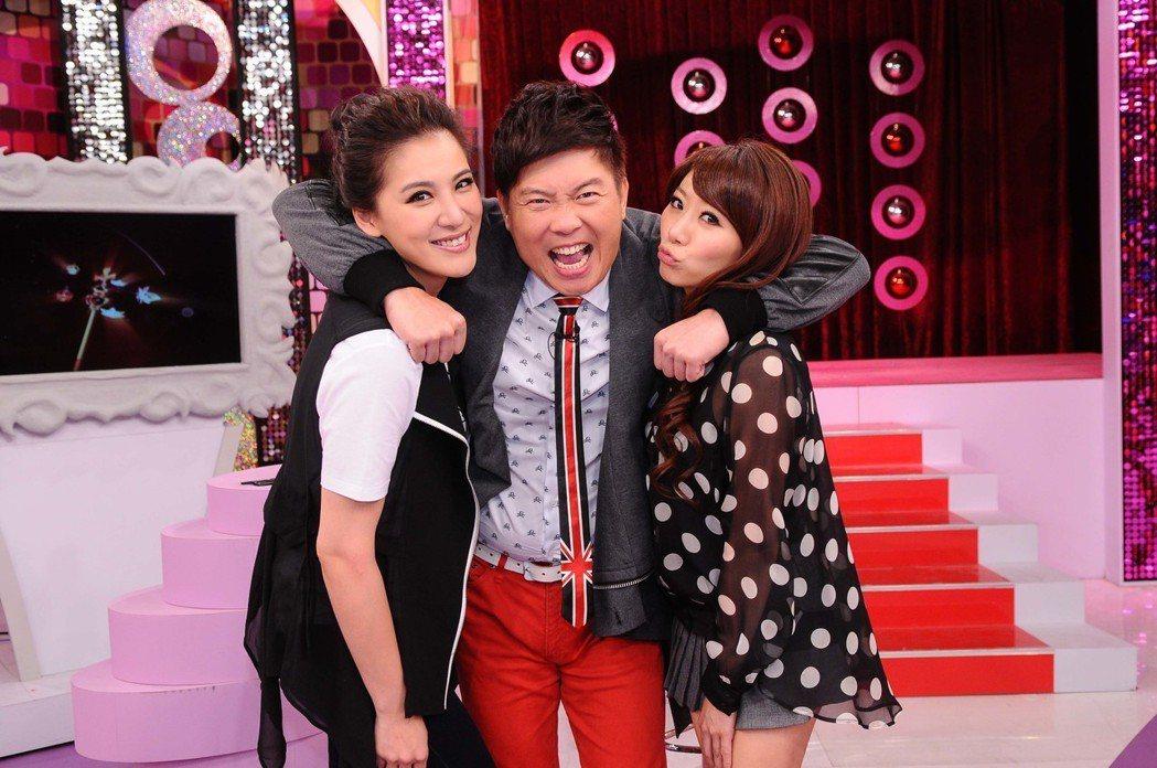 佩甄與小禎是好友。圖/衛視提供