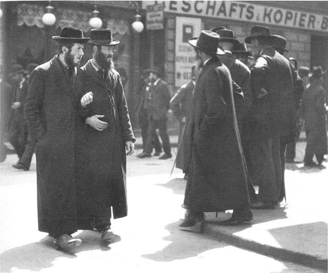 多民族的奧匈帝國,演變成所有族裔都彼此眼紅仇視的地步。惟有德意志人與猶太人的利害...