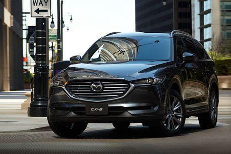 說好的單一車型、單一動力呢?日規Mazda CX-8新增2.5L、2.5T動力