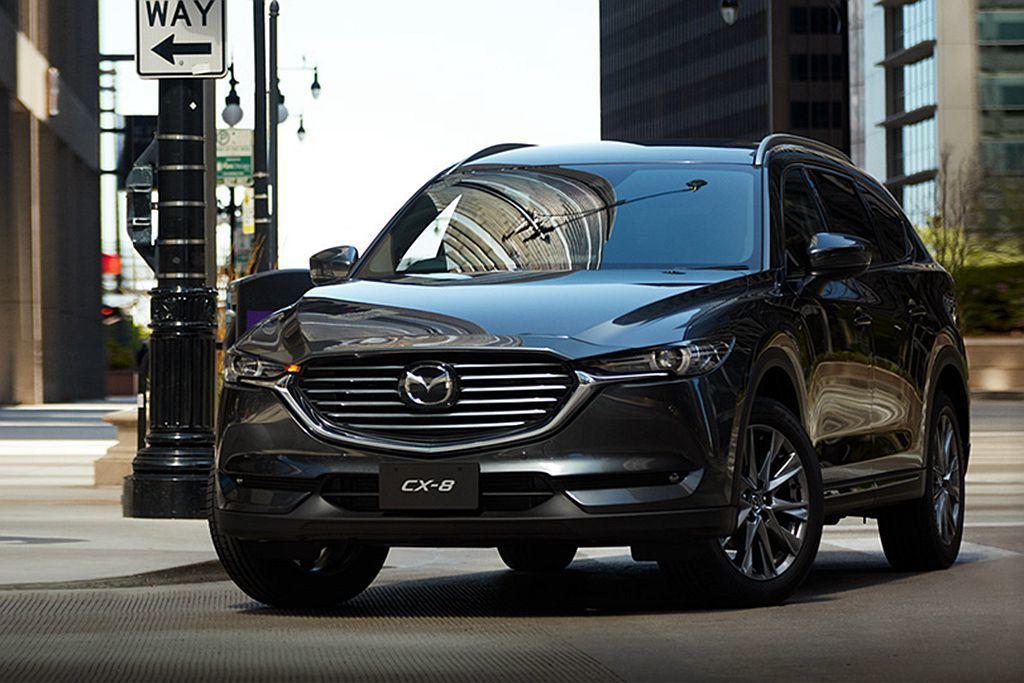 Mazda於2017年9月推出的7人座休旅CX-8,採限定日本市場與單一動力銷售...