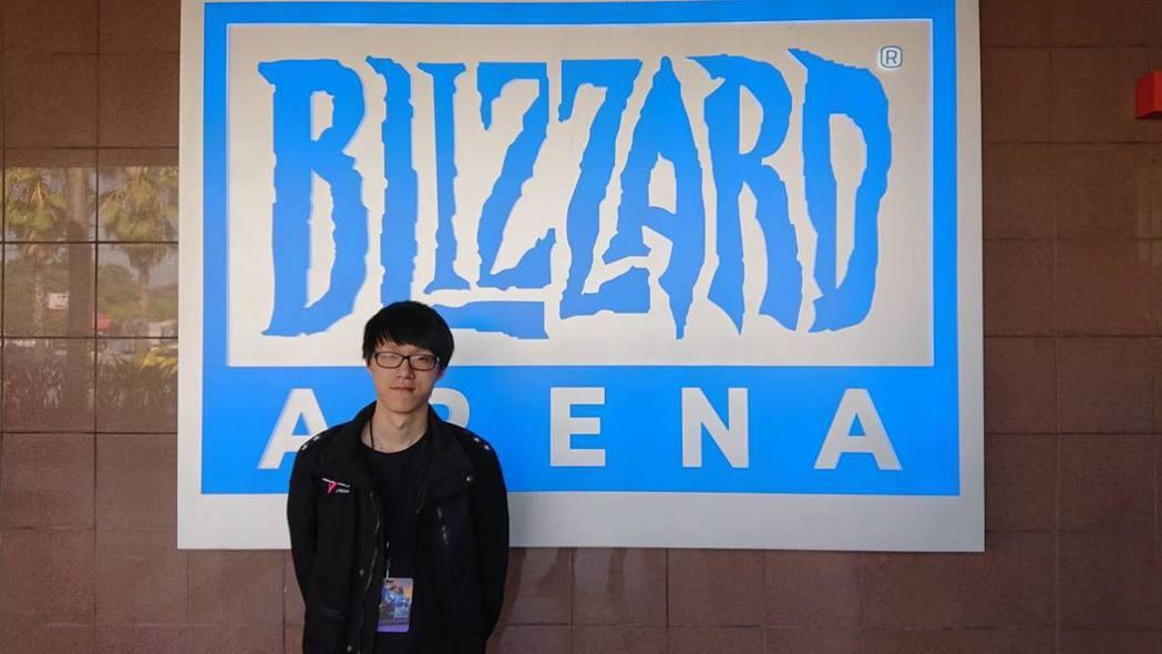 Has日前抵達位於美國的Blizzard Arena──圖/SC2Has