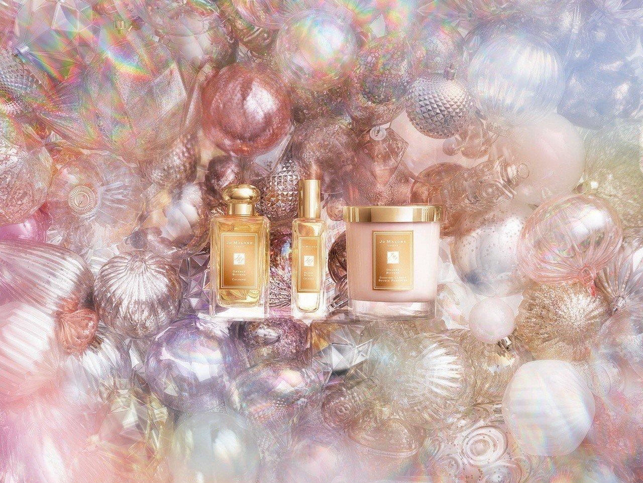 Jo Malone苦橙系列今年共有30ml、100ml古龍水及香氛工藝蠟燭。圖/...