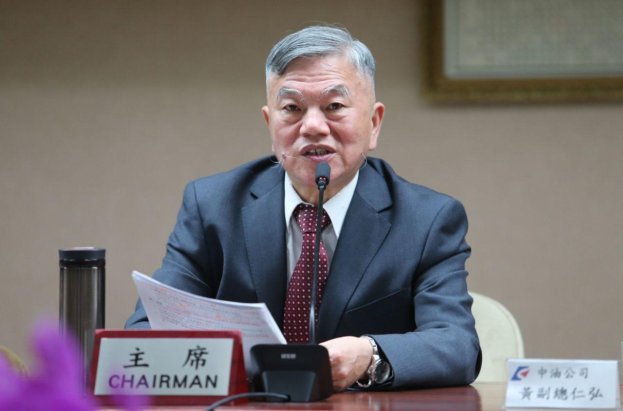 沈榮津表示,詳細懲處名單與層級須待曾文生確認後向他報告。 圖/聯合報系資料照片