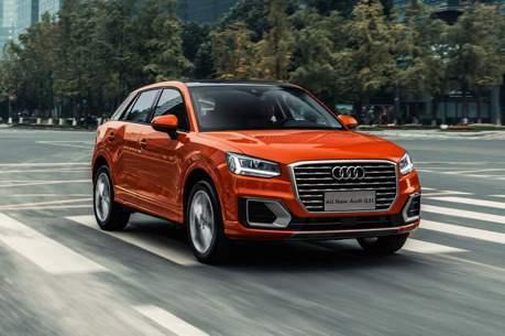 什麼車型都要L 長軸版Audi Q2 L正式在中國上市!