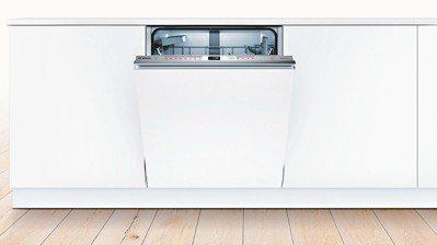 Bosch首創將Zeolite沸石置入洗碗機內。 圖/各業者提供