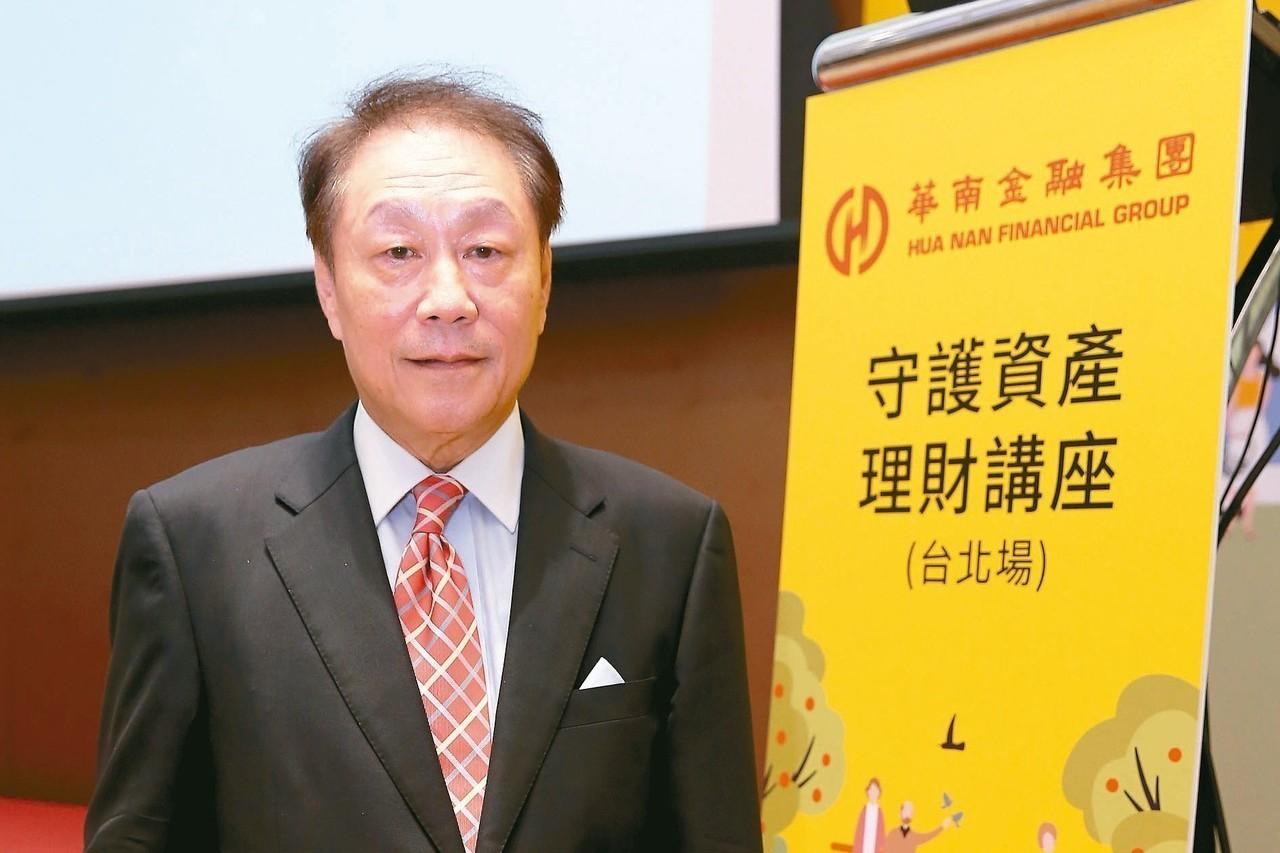 亞洲股市教父胡立陽 (本報系資料庫)