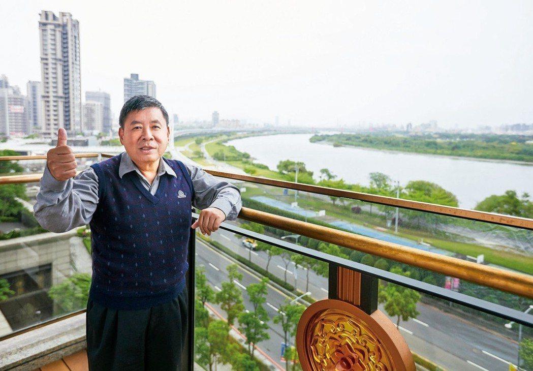 遠雄香榭園已購客戶企業主鄭滄光選擇坪數較大的「香榭園」的原因、是它擁有令人稱羨的...