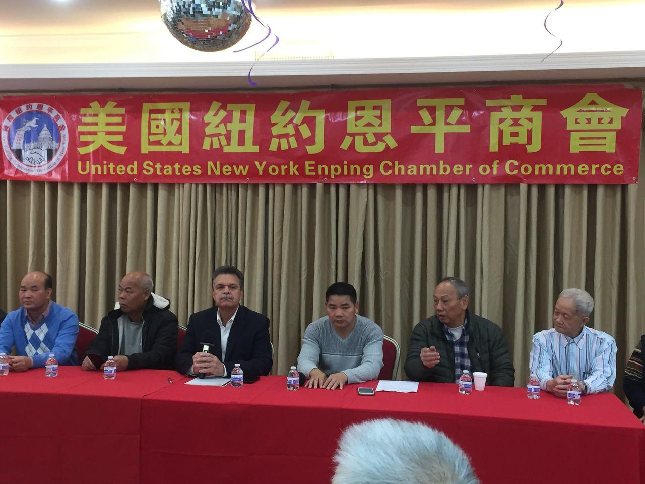華裔夫婦波多黎各遇害,紐約同鄉、議員關切。 記者顏潔恩攝影