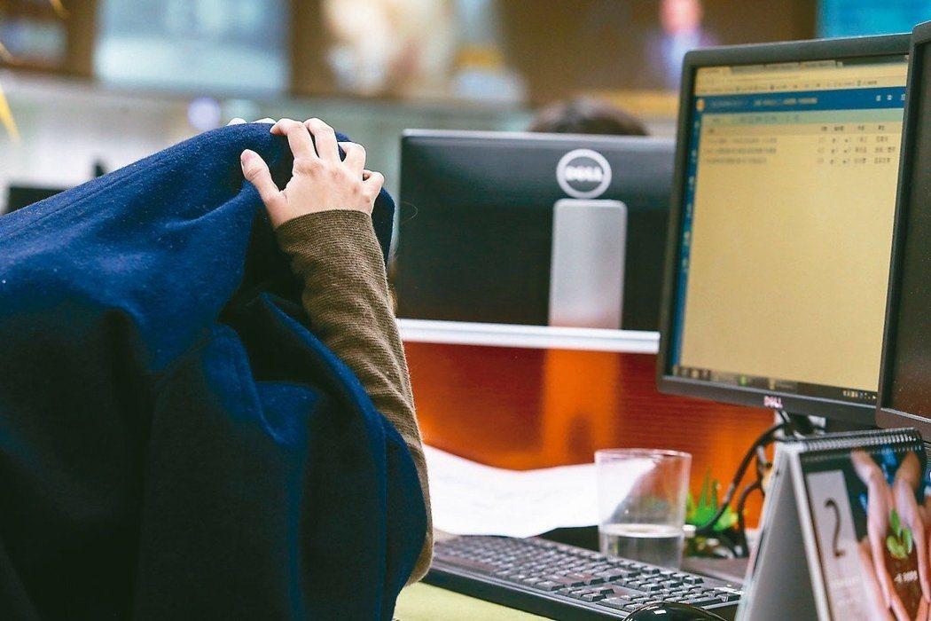 「試用期」薪水較低,是台灣職場的潛規則? 圖片來源/聯合報系