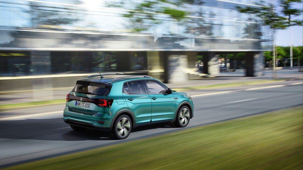 全新Volkswagen T-Cross首波共提供四種動力車型,包括三種汽油動力與一種柴油動力。 摘自Volkswagen