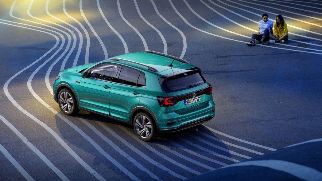 全新Volkswagen T-Cross將於明年上市。 摘自Volkswagen