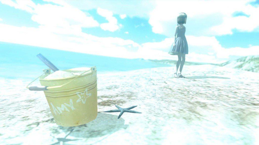 不得不說遊戲裡的音樂優雅到會讓人有點飄飄然,開頭的海灘配上輕輕柔柔的鋼琴伴奏,頗...
