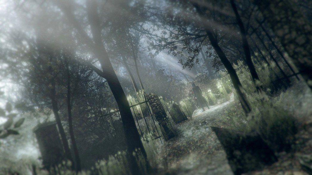 現在光是這樣看過場圖片,只會覺得本遊戲的美工真的有兩下子,但如果你體驗過遊戲之後...