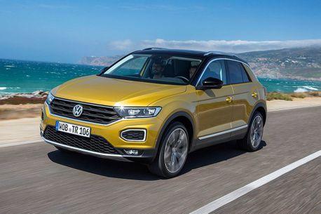 休旅熱潮持續燃燒 Volkswagen還要推出30款SUV車型!