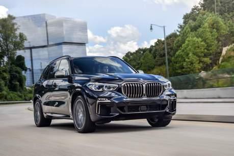 重量級休旅年底登場! 全新世代BMW X5擦亮X家族金字招牌