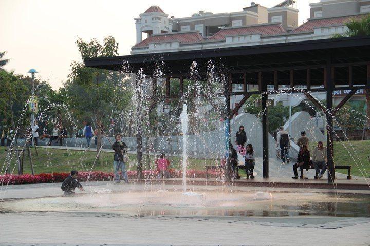 嘉義地區公園多,網友卻認為缺乏主題性,圖為嘉義市文化公園。 圖片來源/聯合報系 ...