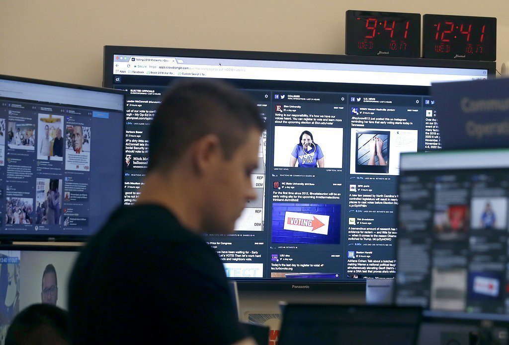 Facebook表示,上個季度評估員總共透過自動標記軟體刪除870萬張兒童裸體照...